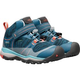 Keen Terradora WP - Calzado Niños - azul